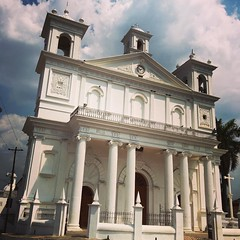 Santa Lucía #suchitoto #elsalvador #igreja #church
