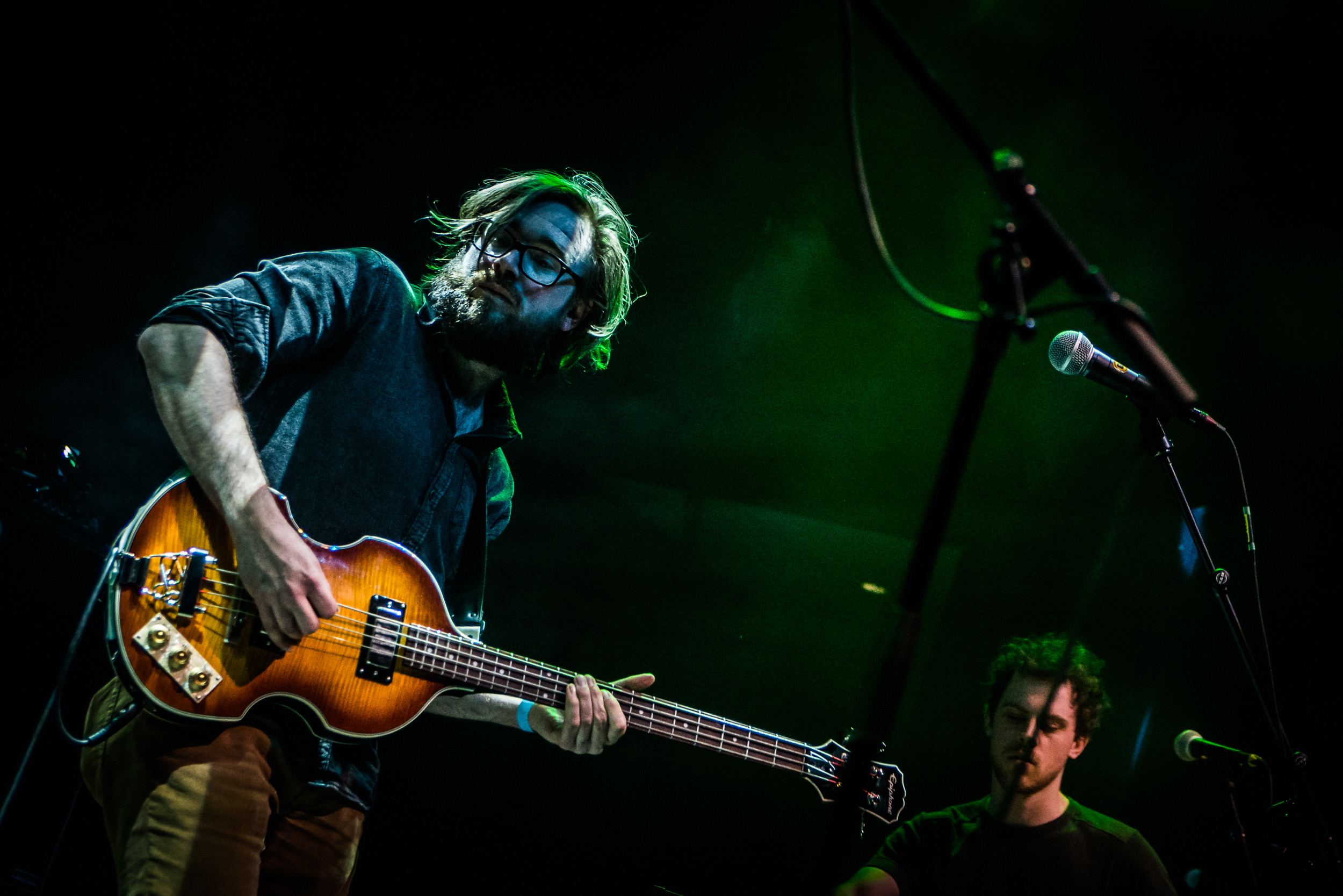 Amongster @ Little Waves Festival 2017 (© Timmy Haubrechts)