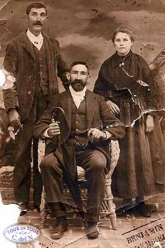 1915 - Casa Vitaro de Tandes