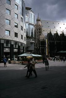 Haas Haus - Vienna - Aug 2000 (4)