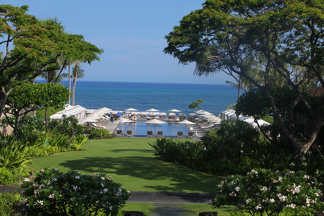 Four Seasons Resort, Kona, Hawaii