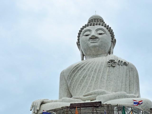 Big Buddha - Phuket, Thailand