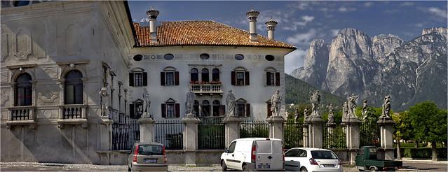 _MG_1100a  ...  Agordo  / Dolomiten-Stadt / Italien