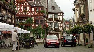 St. Goar, Altstadt