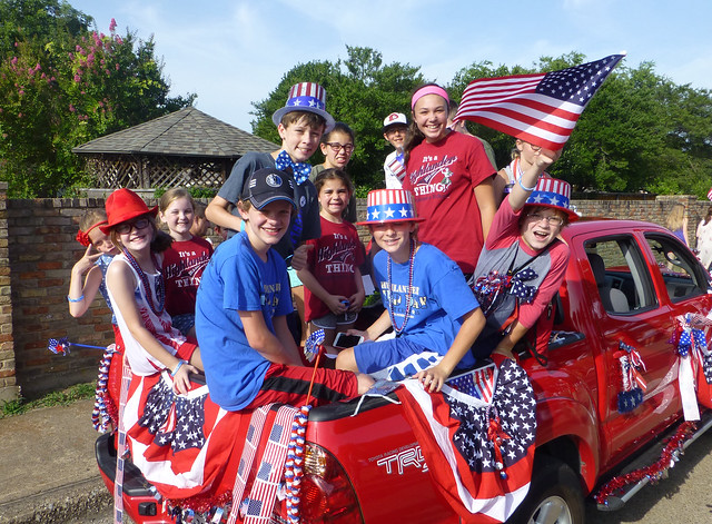 LH Exchange Club July 4, 2015 Parade