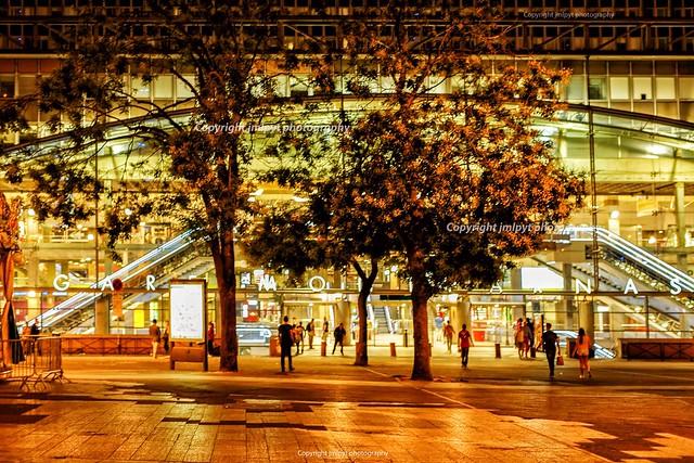 Outdoors Gare Montparnasse