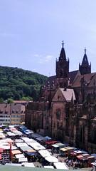Besuch in Freiburg