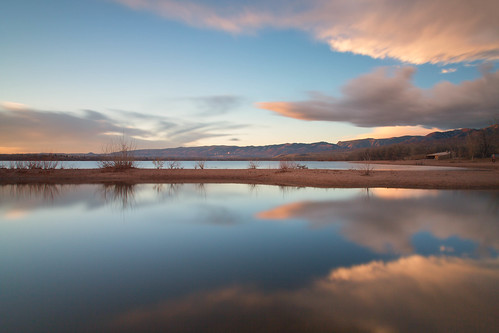 morning clouds dawn daybreak lake landscape reflections le loneexposure chatfieldstatepark lakechatfield colorado