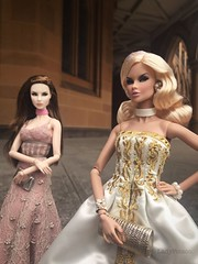 Be jealous....... #integritytoysfashionroyalty #integritytoysdolls #integritytoys #vanessaperrin #agnessvonwriess #fashionroyalty #fashiondolls #dolls #toys #jasonwudolls #jasonwu #sydney #australia
