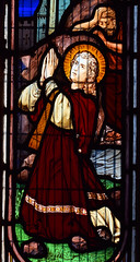 St Stephen (William Wailes?)