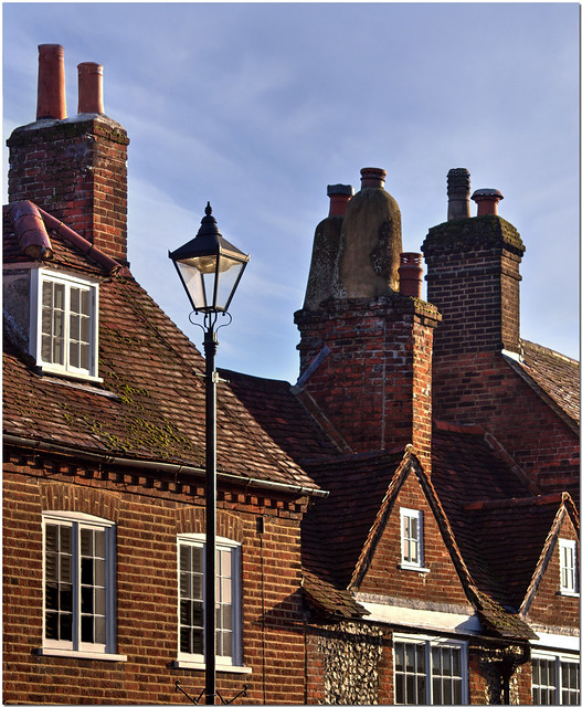 Amersham Chimneys