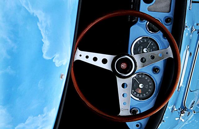 Drive the sky