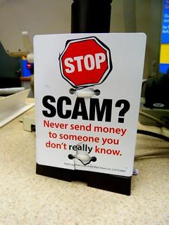 Scam | by Rusty Clark ~ 100K Photos