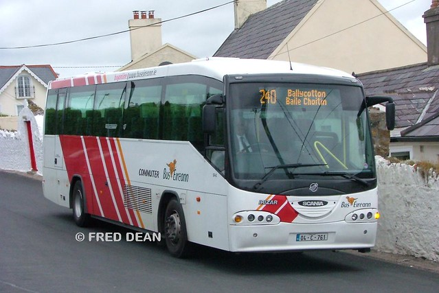 Bus Eireann SR43 (04C761).