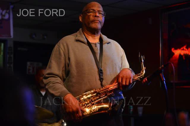 Joe Ford, Joe Ford Ensemble, Candlelight Lounge
