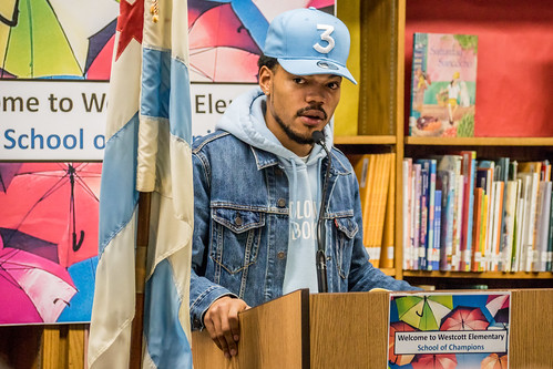 Chance the Rapper | by Joshua Mellin