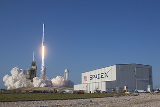 SES-10 Launch - world's first reflight of an orbital class rocket | by Official SpaceX Photos