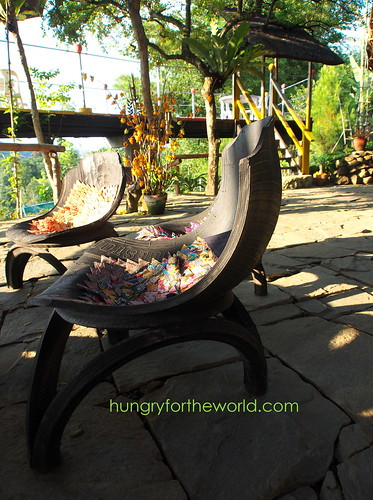 recycled tire chair | by hungryfortheworld