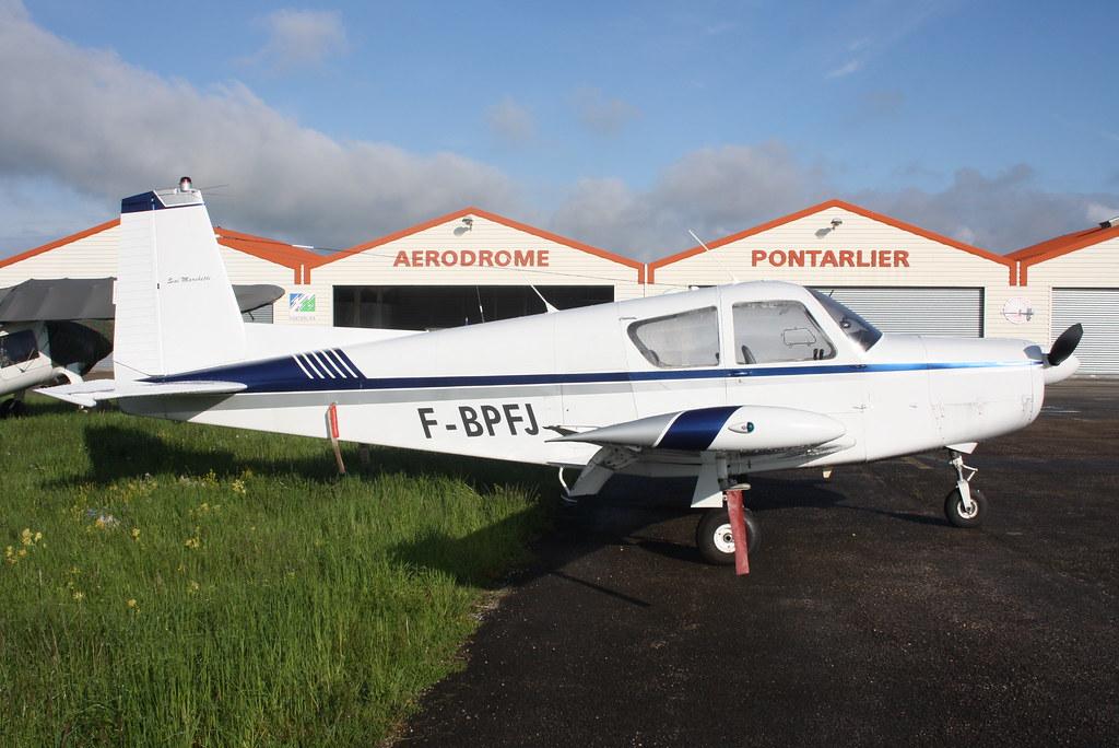 F-BPFJ, SIAI-Marchetti S.205-18R (4119)   Grant Robinson   Flickr