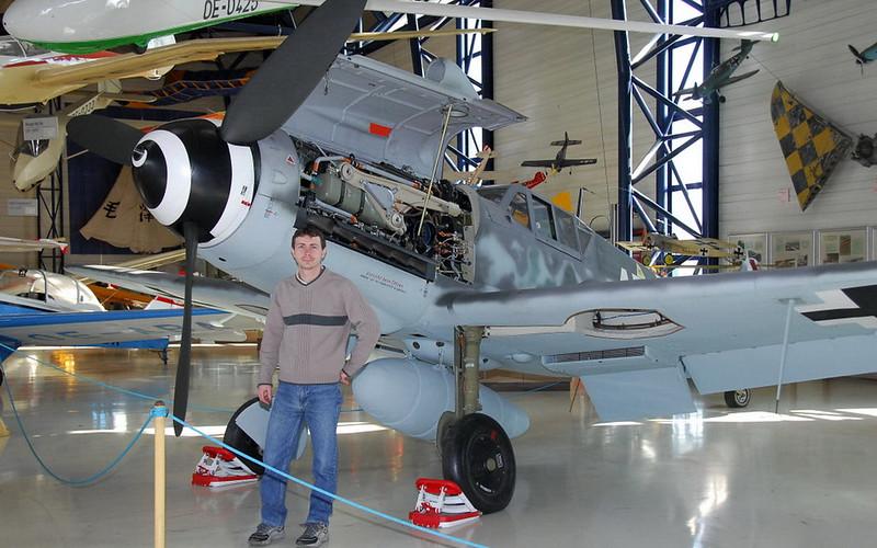 Messerschmitt Bf-109G-6 (3)