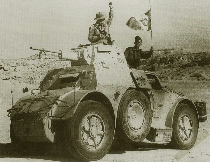 AB41, North Africa