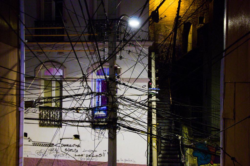 Valparaiso, Chile, Sept-2013