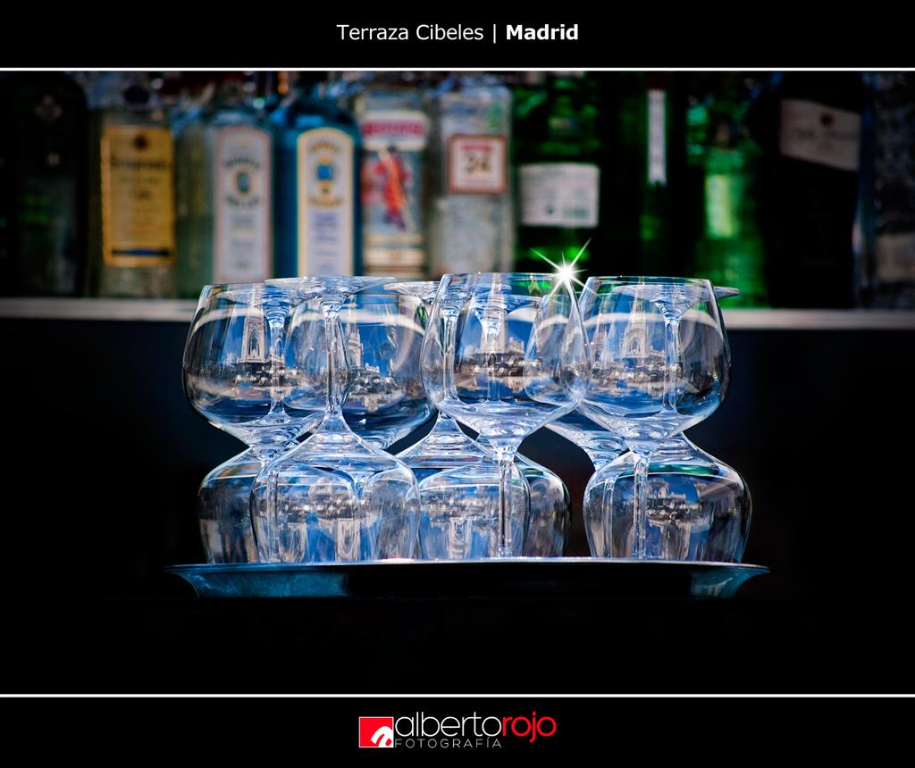 Terraza Cibeles Madrid Nikon D80 Nikor 55 200 Flickr
