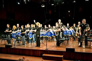 EM 2013- EYBB, European Youth Brass Band (foto: Olof Forsberg)