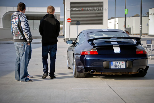 Porsche 911 (996) Carrera | by Lukas Hron Photography