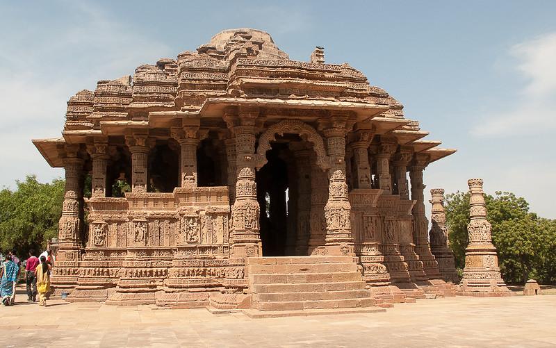 Gujarat : Modhera, Sun Temple #15