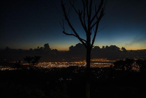 sunset island bluemountains jamaica caribbean cloudforest holywell bluemountainsnationalpark hardwargap viewofkingston
