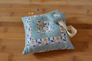 Pimcushion- front