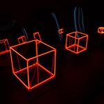 Electric art, Le Centre Pompidou