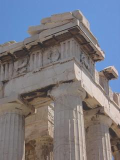 Partenón, Acrópolis de Atenas