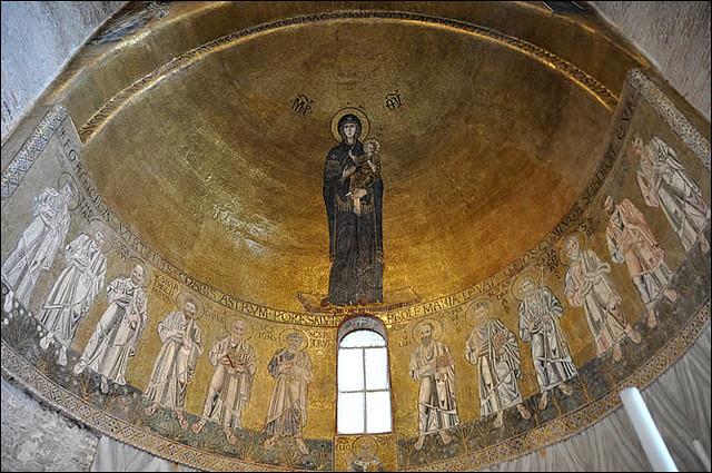 Torcello, Santa Maria Assunta - Mosaics, Interior