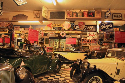 The Cotswold Motoring Museum in Bourton on the Water 23-09-2013 | by Karen Roe