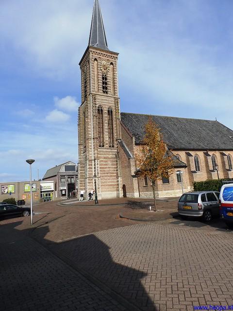12-10-2013 Stolwijk  25.5 Km (95)