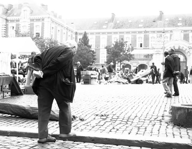 Marché aux puces, Bruxelles