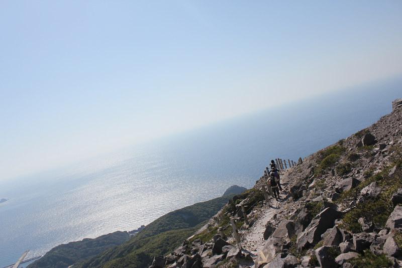 神津島天上山 山頂