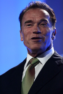 Arnold  Schwarzenegger | by Eva Rinaldi Celebrity and Live Music Photographer
