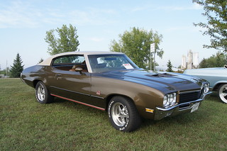 72 Buick Skylark GS 455   by Crown Star Images