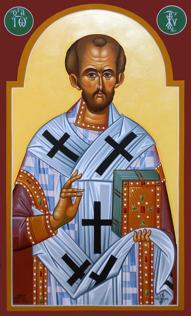 Ο Άγιος Ιωάννης ο Χρυσόστομος | Ο Άγιος Ιωάννης ο Χρυσόστομο… | Flickr