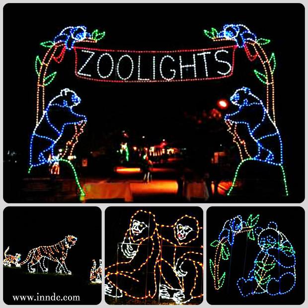 Zoo Lights near Holiday Inn Washington DC-Central/White Ho…   Flickr