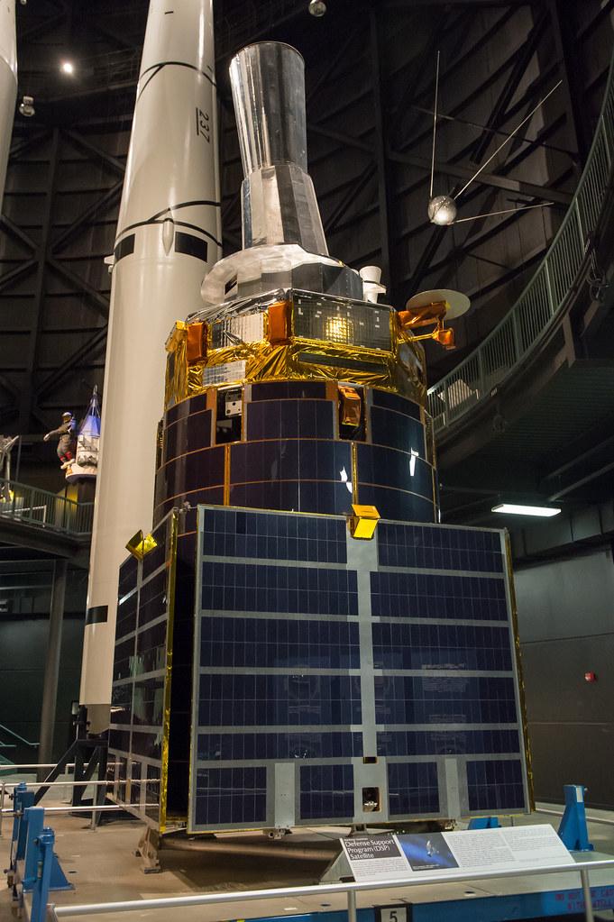 Northrop Grumman Defense Support Program (DSP) Satellite