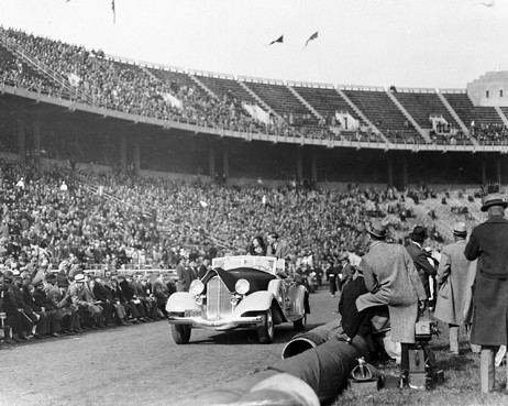 Homecoming, 1933 | Homecoming inside Ohio Stadium (Photo Loc… | Flickr