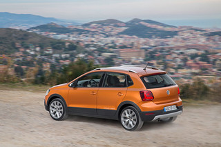 Volkswagen CROSS POLO @ Geneva 2014