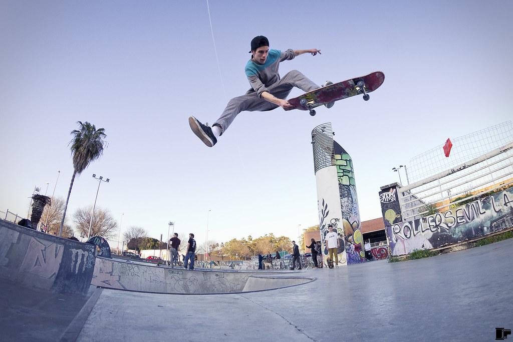 Javier Piñero - Benihana skate