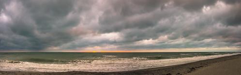 panorama gulfofmexico nature clouds landscape seascapes cloudy sunsets fav20 panoramic beaches sunburst skyscapes sunbeams autostitched gf1 fav10 views500 views200 views400 beachphotgraphy lizasgarden photoshoppanorama cloudsstormssunsetssunrises sunsetmadness sunsetsniper panoimages3