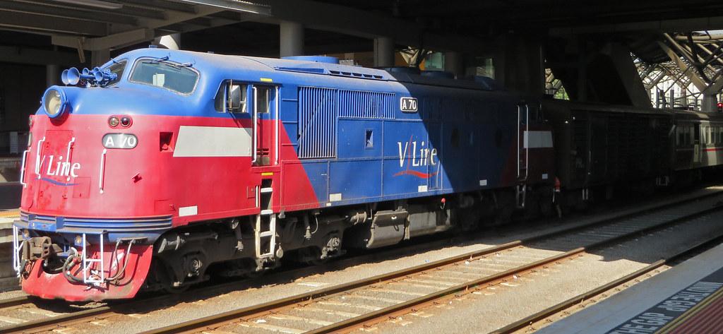 A70 by JWA