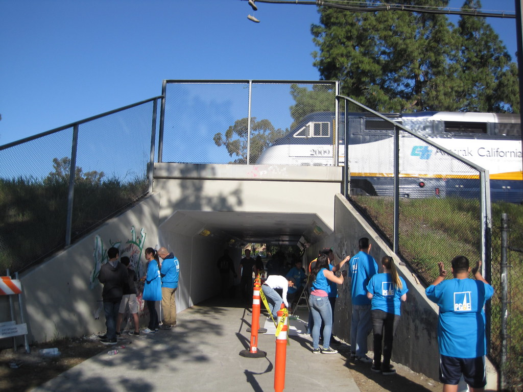PG & E Priming Day